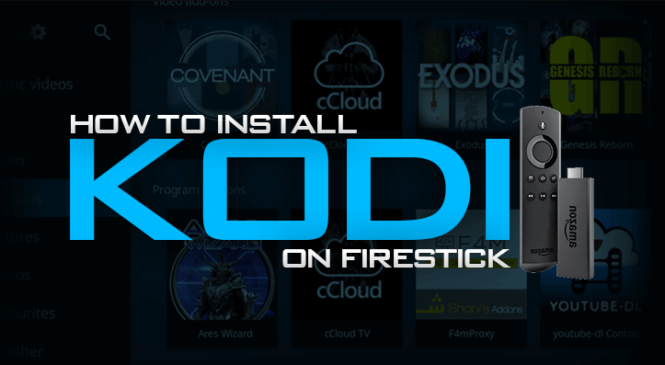 How to install kodi repository on FireStick in 3 simple steps