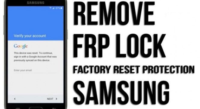 How to bypass Samsung Factory Reset Protection with Bypass App