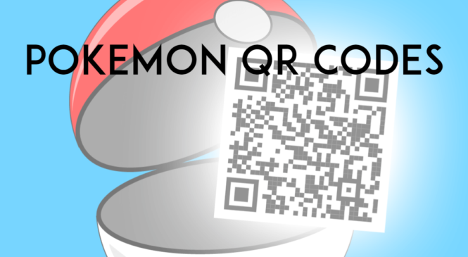 How To Use Pokemon QR Codes Scanner On iPhone and iPad?